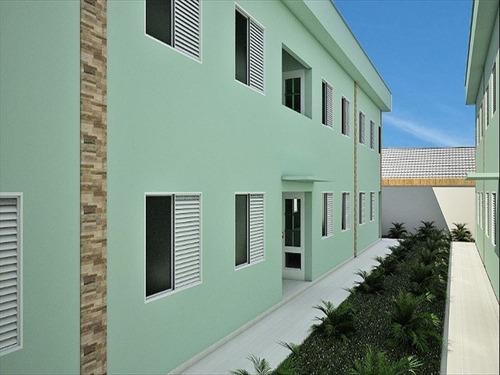ref.: 309 - casa condomínio fechado em bertioga, no bairro centro - 2 dormitórios