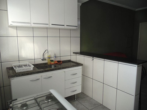 ref.: 309001 - apartamento em mongagua, no bairro centro - 2 dormitórios