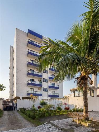 ref.: 309300 - apartamento em praia grande, no bairro vila guilhermina - 1 dormitórios