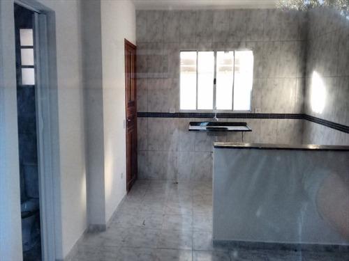 ref.: 31 - casa em mongagua, no bairro itaguai - 2 dormitórios