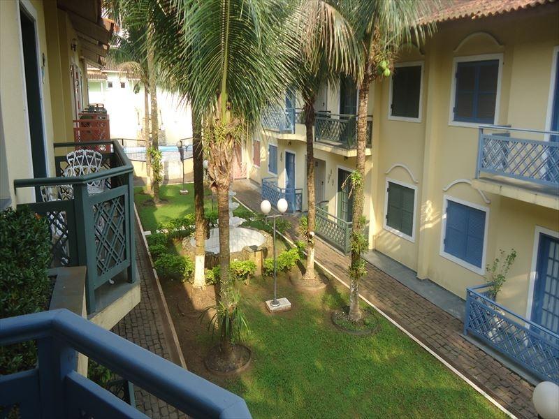 ref.: 310 - casa condomínio fechado em bertioga, no bairro maitinga - 2 dormitórios