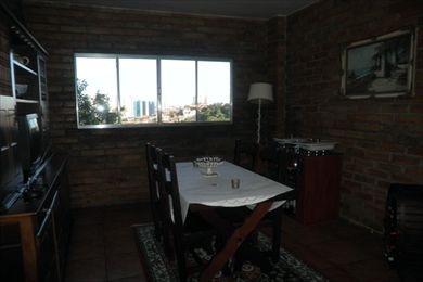 ref.: 310 - casa em taboao da serra, no bairro parque monte alegre - 3 dormitórios