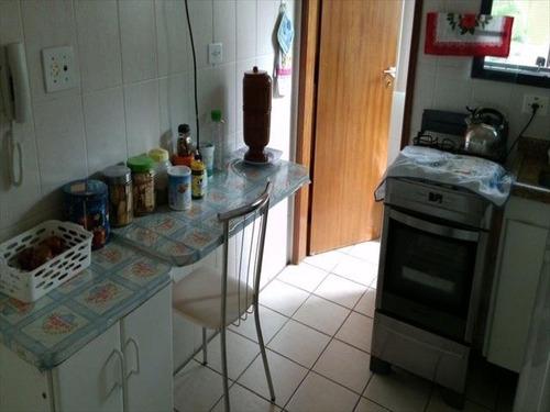 ref.: 3106 - apartamento em praia grande, no bairro boqueirao - 1 dormitórios
