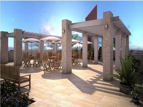 ref.: 3108 - apartamento em praia grande, no bairro ocian -