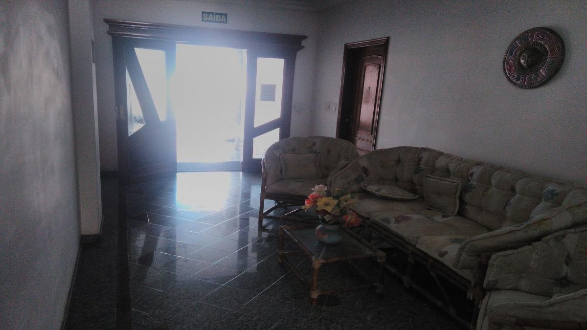 ref.: 311 - apartamento em praia grande, no bairro guilhermina - 2 dormitórios
