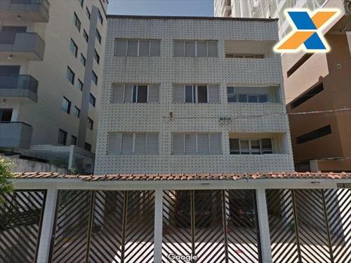 ref.: 3110 - apartamento em praia grande, no bairro canto do forte - 1 dormitórios
