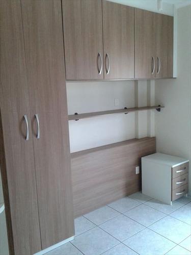 ref.: 3111 - apartamento em praia grande, no bairro guilhermina - 2 dormitórios