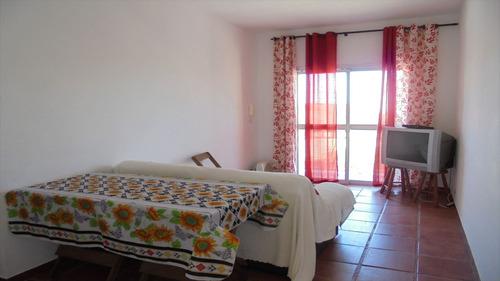 ref.: 311601 - apartamento em mongaguá, no bairro vila atlantica - 1 dormitórios