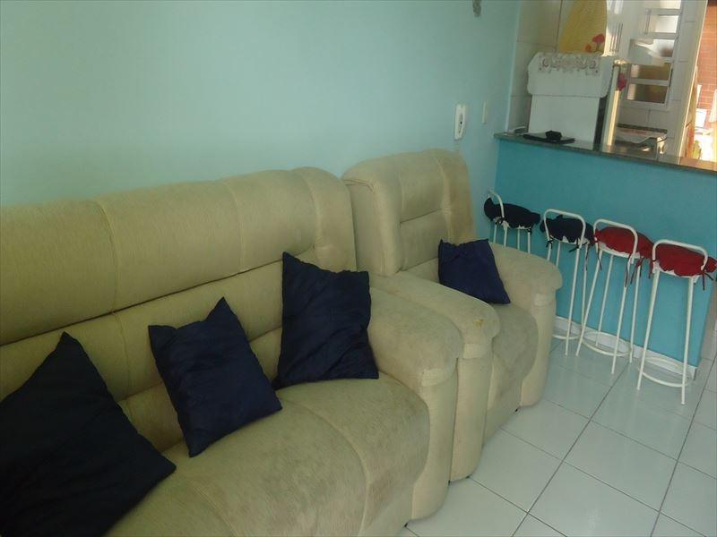 ref.: 312 - casa condomínio fechado em bertioga, no bairro maitinga - 2 dormitórios
