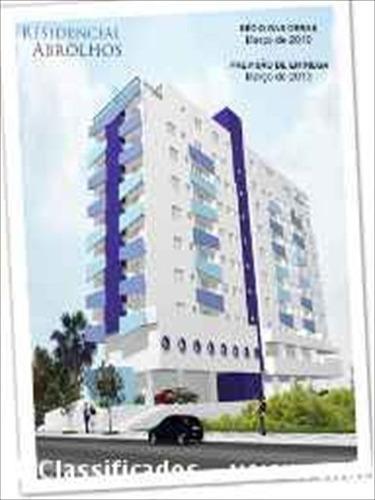 ref.: 3130 - apartamento em santos, no bairro campo grande - 2 dormitórios