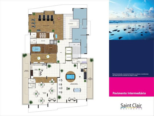 ref.: 3134 - apartamento em praia grande, no bairro aviacao - 2 dormitórios