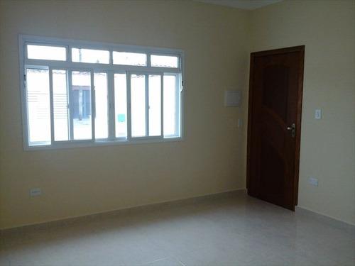 ref.: 313504 - casa em mongagua, no bairro vila atlantica - 2 dormitórios