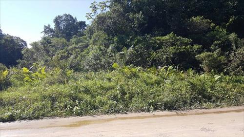 ref.: 314 - terreno em itanhaém, no bairro jardim coronel