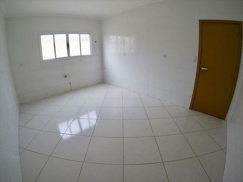 ref.: 3141 - casa em praia grande, no bairro boqueirao - 3 dormitórios