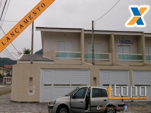 ref.: 3147 - casa em praia grande, no bairro canto do forte - 3 dormitórios