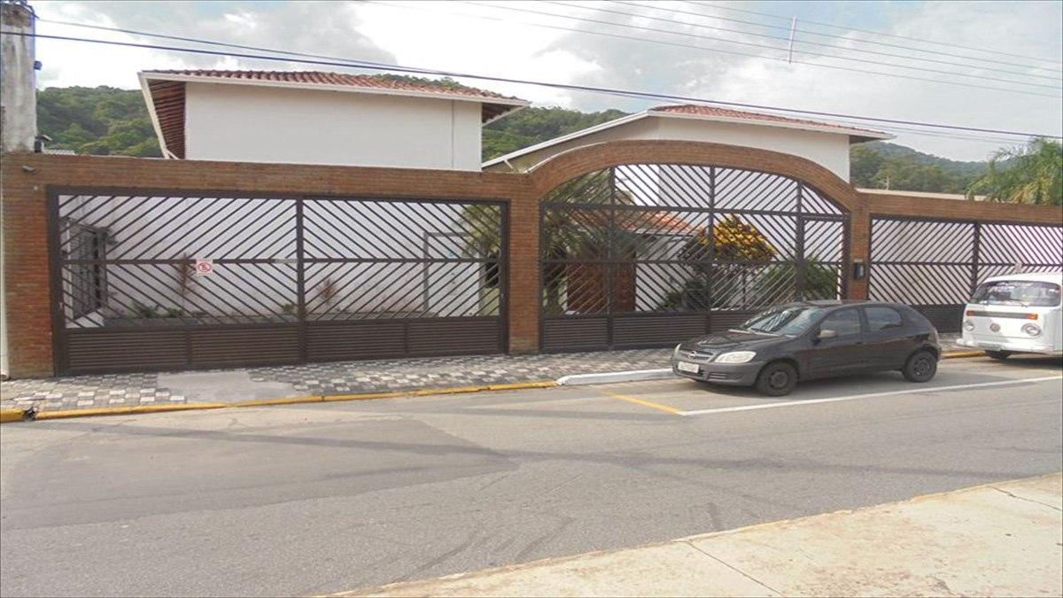 ref.: 315401 - casa condomínio fechado em mongaguá, no bairro centro - 1 dormitórios