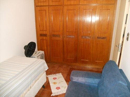 ref.: 3158 - apartamento em praia grande, no bairro boqueirao - 2 dormitórios