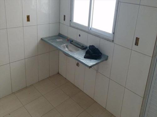 ref.: 3160 - casa condomínio fechado em praia grande, no bairro vila sonia - 2 dormitórios
