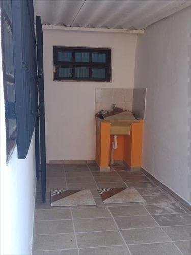 ref.: 3164 - casa em praia grande, no bairro mirim - 1 dormitórios