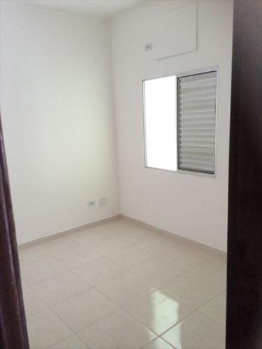 ref.: 3168 - casa condomínio fechado em praia grande, no bairro quietude - 2 dormitórios