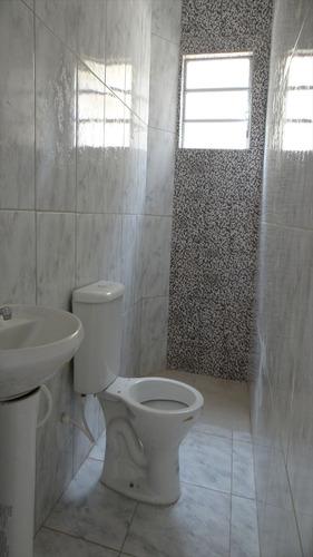 ref.: 316801 - casa condomínio fechado em mongaguá, no bairro itaguai - 2 dormitórios