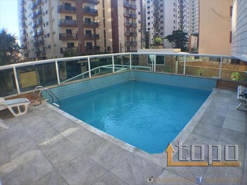 ref.: 3171 - apartamento em praia grande, no bairro canto do forte - 2 dormitórios