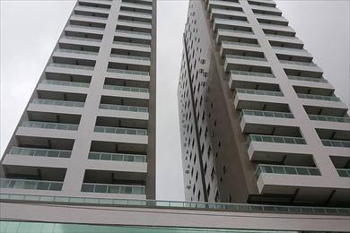 ref.: 3172 - apartamento em praia grande, no bairro canto do forte - 2 dormitórios