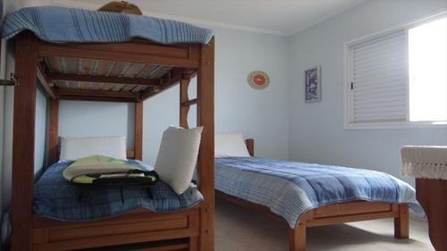 ref.: 317301 - apartamento em mongagua, no bairro jardim marina - 2 dormitórios