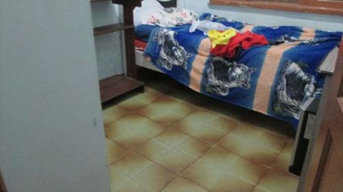 ref.: 318 - casa em itanhaém, no bairro ivoty - 2 dormitórios