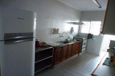 ref.: 3187 - apartamento em praia grande, no bairro canto do forte - 2 dormitórios