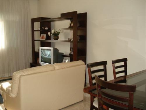 ref.: 3188 - casa em santos, no bairro caneleira - 3 dormitórios