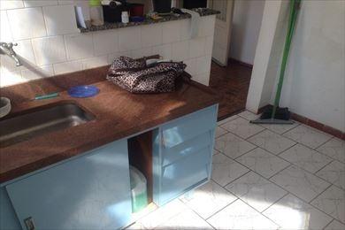 ref.: 3194 - apartamento em praia grande, no bairro boqueirao - 1 dormitórios