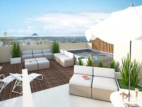 ref.: 3195 - apartamento em praia grande, no bairro ocian - 2 dormitórios