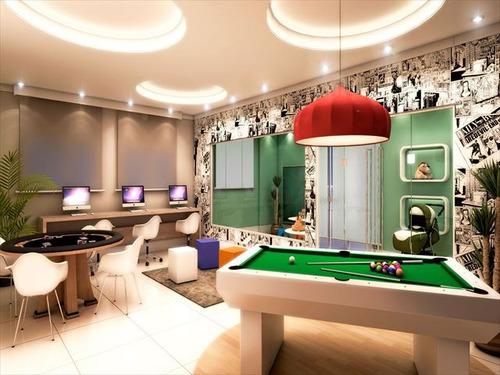 ref.: 3196 - apartamento em praia grande, no bairro ocian - 2 dormitórios