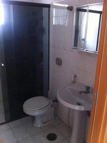ref.: 3198 - apartamento em praia grande, no bairro guilhermina - 2 dormitórios