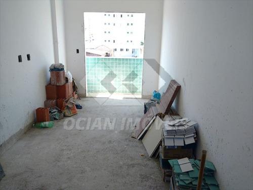 ref.: 320 - apartamento em praia grande, no bairro aviacao - 2 dormitórios