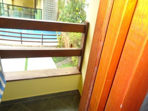 ref.: 320 - casa condomínio fechado em bertioga, no bairro guaratuba costa do sol - 2 dormitórios