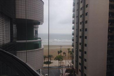 ref.: 3202 - apartamento em praia grande, no bairro canto do forte - 2 dormitórios