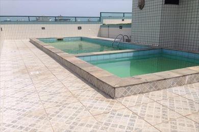 ref.: 3205 - apartamento em praia grande, no bairro canto do forte - 2 dormitórios
