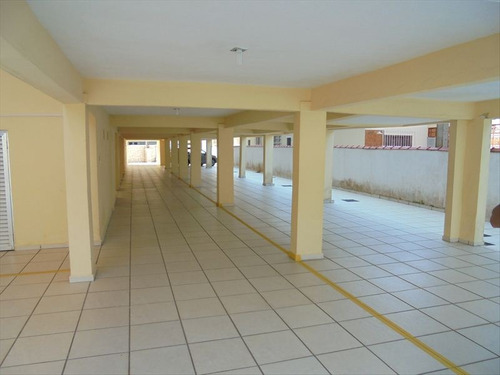 ref.: 320804 - apartamento em mongagua, no bairro vila atlantica - 2 dormitórios