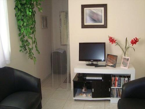 ref.: 3209 - apartamento em praia grande, no bairro boqueirao - 1 dormitórios