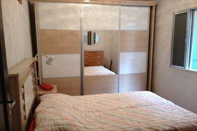 ref.: 3219 - apartamento em praia grande, no bairro canto do forte - 2 dormitórios
