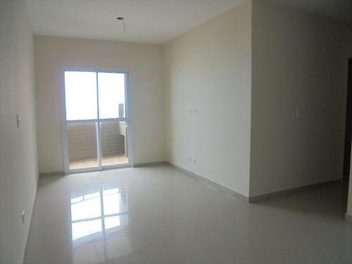 ref.: 321904 - apartamento em mongagua, no bairro vila atlantica - 2 dormitórios