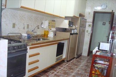 ref.: 3220 - apartamento em praia grande, no bairro canto do forte - 2 dormitórios