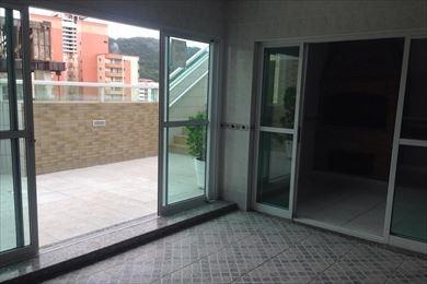 ref.: 3228 - apartamento em praia grande, no bairro canto do forte - 2 dormitórios