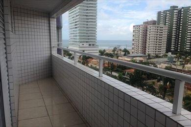 ref.: 3231 - apartamento em praia grande, no bairro canto do forte - 2 dormitórios