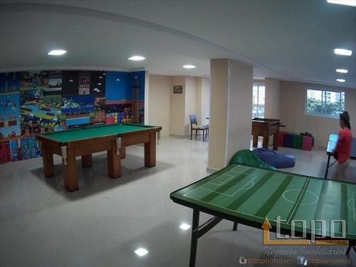 ref.: 3233 - apartamento em praia grande, no bairro aviacao - 3 dormitórios