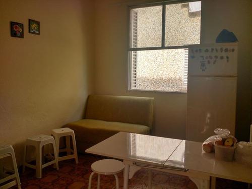 ref.: 3234 - apartamento em praia grande, no bairro ocian - 1 dormitórios