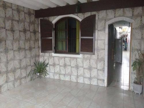 ref.: 3235 - casa em praia grande, no bairro tupi - 2 dormitórios