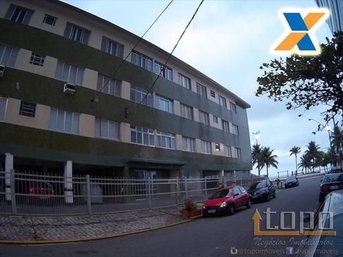 ref.: 3236 - apartamento em praia grande, no bairro canto do forte - 1 dormitórios